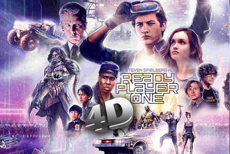 Ready Player One - 4D